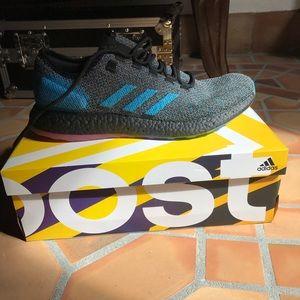 Adidas PureBOOST LTD in box w/ tags never worn.